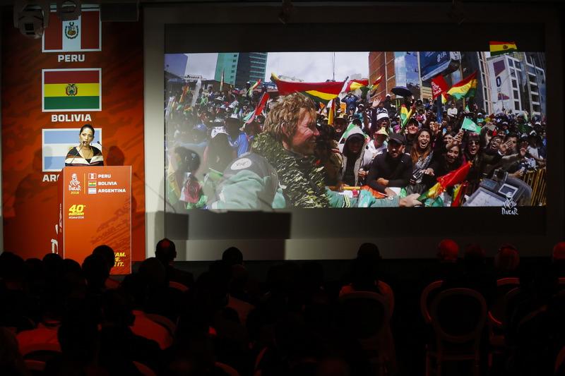 Wilma Alanoca Mamani, Ministro de turismo y culturas de Bolivia