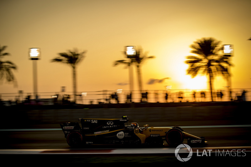 12. Carlos Sainz Jr., Renault Sport F1 Team RS17