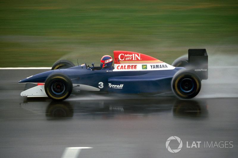 Tyrrell 020 (1991-1993)