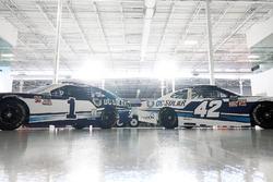 Kyle Larson, Jamie McMurray, Chip Ganassi Racing Chevrolet