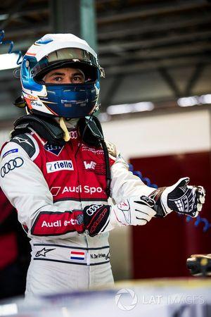 Nyck de Vries, Audi Sport ABT Schaeffler