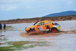 #391 Jesus Calleja Team: Jesus Calleja, Jaume Aregal