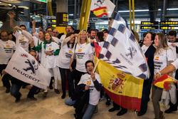 Carlos Sainz fans