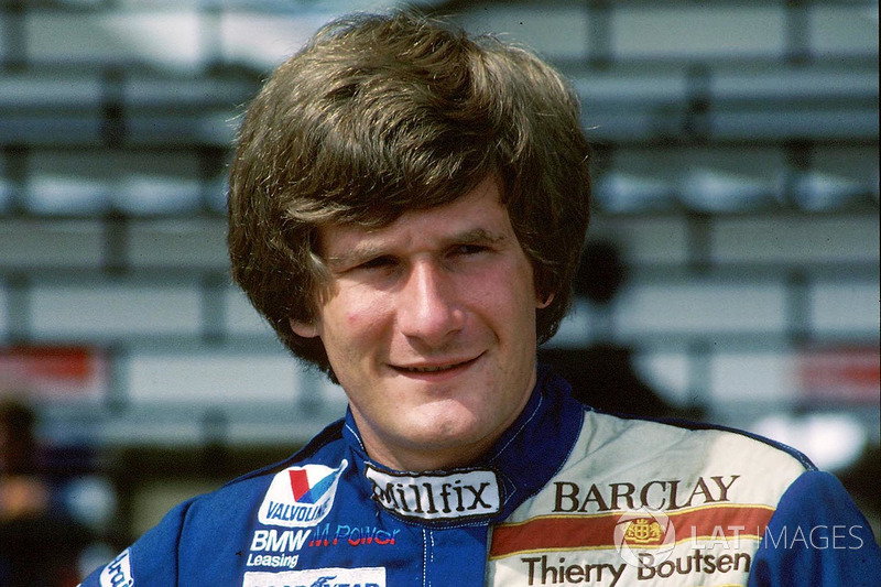 Thierry Boutsen (1985)