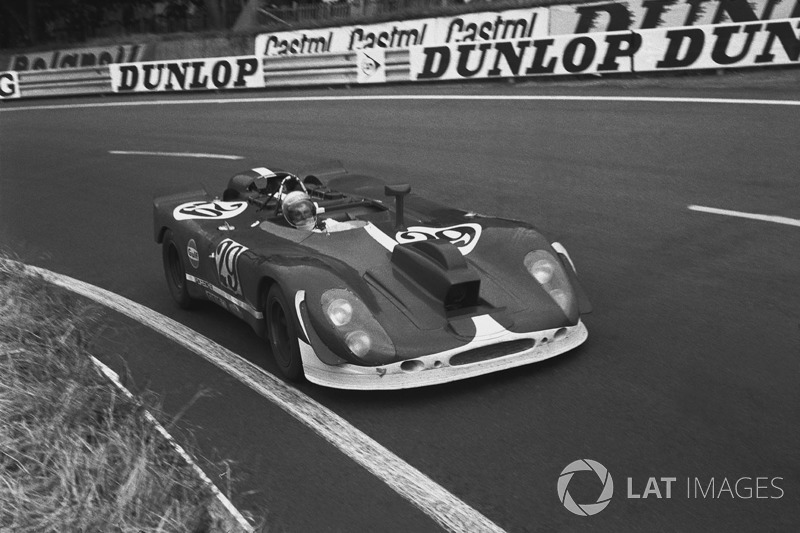Herbert Linge, Jonathan Williams, Porsche 908/02