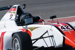Edoardo Morricone, DR Formula Racing
