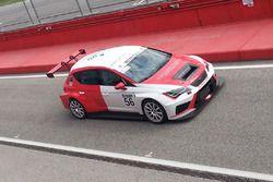 Gunter Benninger, Seat Cupra TCR, Team Wimmer Werk MS