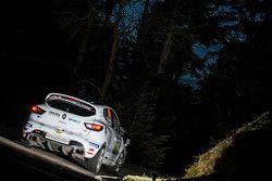 Nicolas Lathion, Yannick Schriber, Renault Clio RS, D-Max Swiss