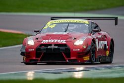 #24 RJN Motorsport Nissan GT-R NISMO GT3: Devon Modell, Struan Moore