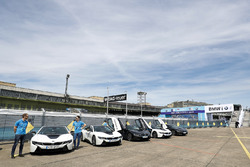 BMW i8, line up