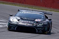 #78 Barwell Motorsport Lamborghini Huracan GT3: Michele Beretta, Martin Kodric, Sandy Mitchell