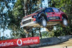 Mads Ostberg, Torstein Eriksen, Citroën C3 WRC, Citroën World Rally Team