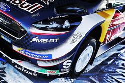 Ford Fiesta WRC, M-Sport Ford, dettaglio