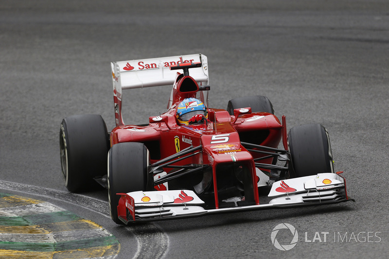2012年:フェラーリF2012
