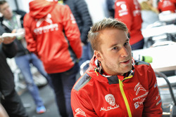 Mads Osberg, Citroën World Rally Team