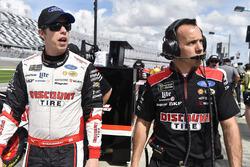 Paul Wolfe e Brad Keselowski, Team Penske Ford Fusion