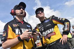 Clint Bowyer, Stewart-Haas Racing Ford Fusion
