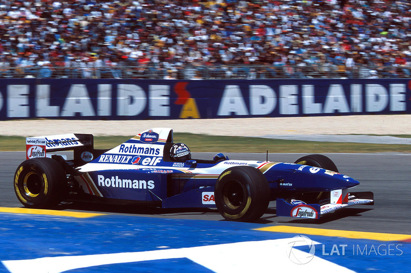 1995 (Damon Hill, Williams-Renault FW17)