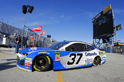 Chris Buescher, JTG Daugherty Racing, Kleenex Chevrolet Camaro