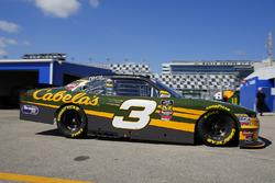 Austin Dillon, Richard Childress Racing, Bass Pro Shops / Cabela's Chevrolet Camaro