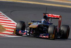 Carlos Sainz Jr., Toro Rosso STR8
