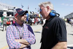 Jérôme Galpin, président de la NASCAR Whelen Euro Series