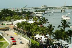ALMS: Renn-Action im Bayfront Park in Miami