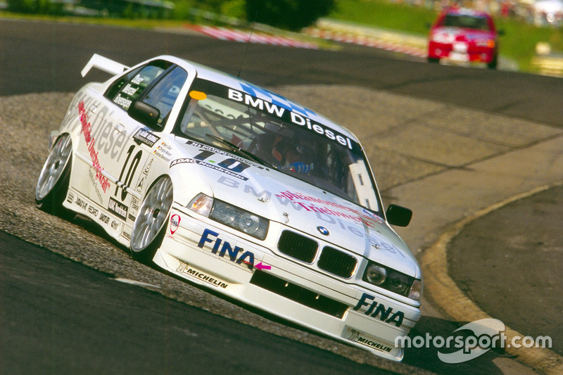1998: Duez/Bovensiepen/Menzel/Stuck - BMW 320d