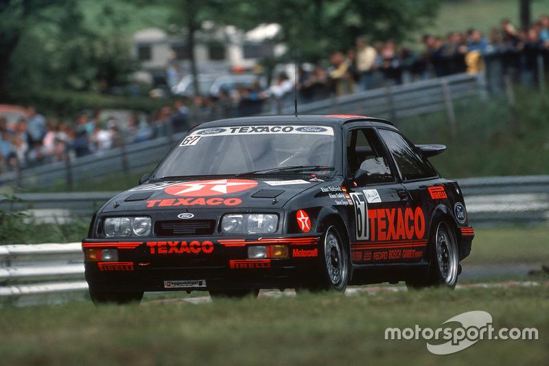 1987: Ludwig/Niedzwiedz/Soper - Ford Sierra Cosworth
