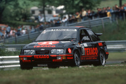 #67 Eggenberger Ford Sierra RS Cosworth: Klaus Ludwig, Klaus Niedzwiedz, Steve Soper