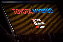 Toyota Gazoo Racing Toyota TS050 logo