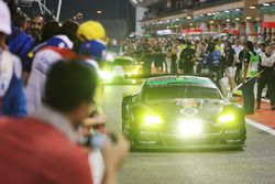 LMGTE AM ganadores #98 Aston Martin Racing Aston Martin Vantage: Paul Dalla Lana, Pedro Lamy, Mathia