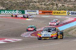 Emiliano Spataro, Renault Sport Torino, Juan Jose Ebarlin, Donto Racing Chevrolet, Nicolas Bonelli,