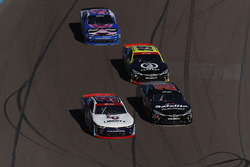 William Byron, JR Motorsports Chevrolet, Christopher Bell, Joe Gibbs Racing Toyota, Matt Tifft, Joe