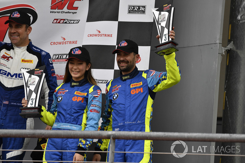 ST Racing BMW M4 GT4: Samantha Tan, Nick Wittmer