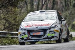 Nicola Fiorillo, Jasmine Manfredi, Peugeot 208 R2B