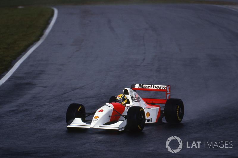 1993: Ayrton Senna, McLaren