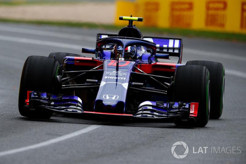 16. Брендон Хартли, Scuderia Toro Rosso STR13
