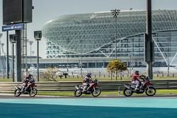 منافسات الدراجات، رالي أبوظبي الصحراوي