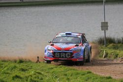Pierre Louis Loubet, Vincent Landais, BRC Racing Team, Hyundai i20 R5