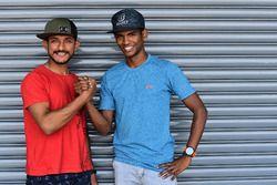 AP250: Rajiv Sethu and Anish Shetty, Idemitsu Honda Racing India by T.Pro Ten10