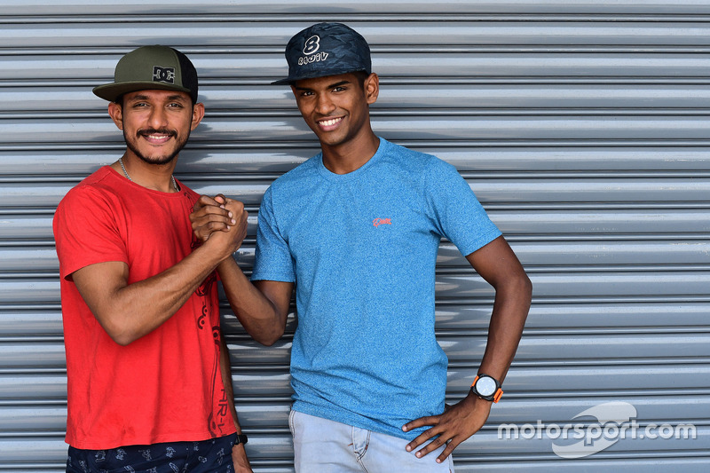 Rajiv Sethu and Anish Shetty (Asia Road Racing Championship, Japan)