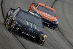 Kurt Busch, Stewart-Haas Racing, Monster Energy/Haas Automation Ford Fusion