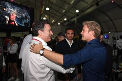 Nico Rosberg, Alejandro Agag, Formula E CEO, CEO, Formula E