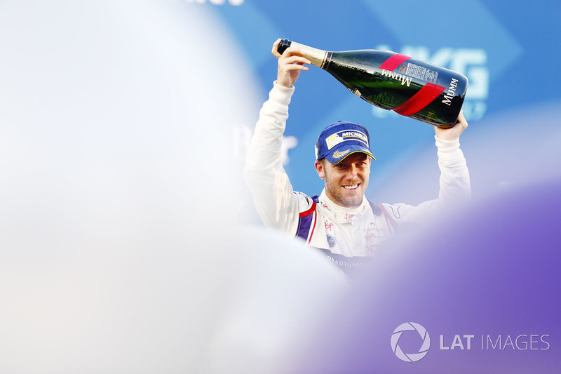 Podio: ganador, Sam Bird, DS Virgin Racing