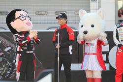 GAZOO Racing Company友山茂樹社長