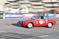 Eugenio Mosca, Alfa Romeo GT Veloce 2.0, Scuderia del Portello