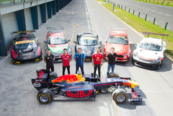 GT driver Ryan Millier, Rick Kelly, Nissan Motorsports, Garth Tander, Garry Rogers Motorsport and Fa