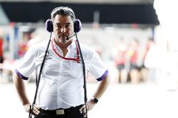 Alex Tai, Team Principal, DS Virgin Racing