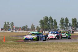 Nicolas Gonzalez, A&P Competicion Torino, Sebastian Diruscio, UR Racing Dodge, Diego De Carlo, Canapino Sport Chevrolet